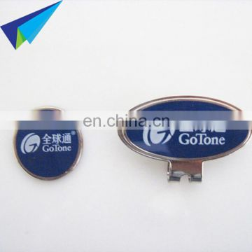 Best seller wholesale golf ball marker hat clip for golf club