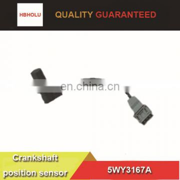 Chery QQ Crankshaft position sensor 5WY3167A with high quality