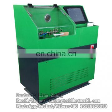 DIESEL FUEL FILL TEST BENCH FOR HEUI INJECTORS