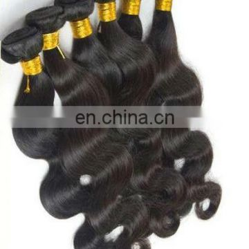 Hot beauty cheap 100% brazilian virgin hair body wave