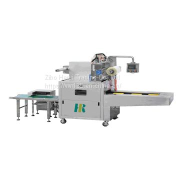 Frozen dried fruit vegetable packing machine