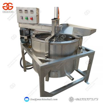 Automatic French Fries Oil Removing Machine From Food