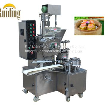 Factory provide directly automatic double line siomai making machine