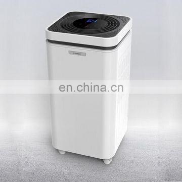 OL12-010-3E Electric Portable Dehumidifier with 2L(4.2 Pints) Water Tank