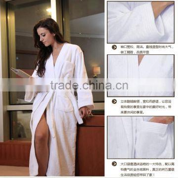 41c685f3f4 ... Men s Bathrobes Terry Bathrobe Cotton Towel Pile Loop Dressing Gown for Men  Male Bathrobe Men