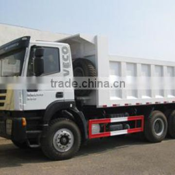 6*4 IVECO Genlyon Euro 3 CURSOR engine new condition and manual transmission dump truck/tipper truck/dumper lorry