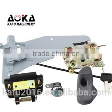 ZAXS-6 Cabin Lock Assy For Excavator Spare Parts of General Parts