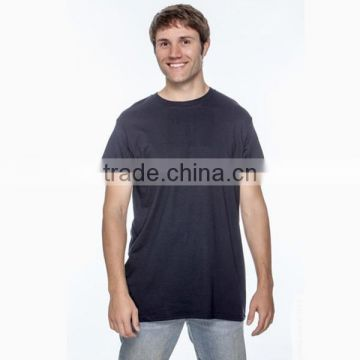 Trendy wholesale cheap t shirt no side seam