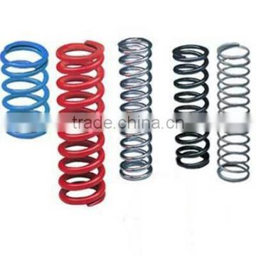 Made in taiwan different kinds of torsion flat coil springs high tension spring small tension springs
