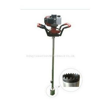 QT-TQ0303 Petrol-powered intact root sampling drill
