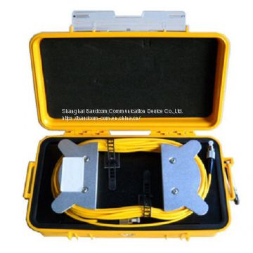 G.657A SM OTDR Launch Fiber cable with yellow carry box