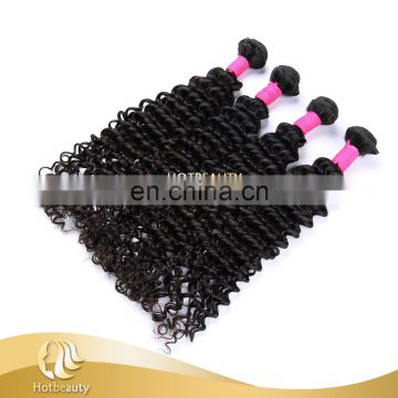 New Arrival Hairstyles With Brazilian Weave Tangle Free Deep Wave