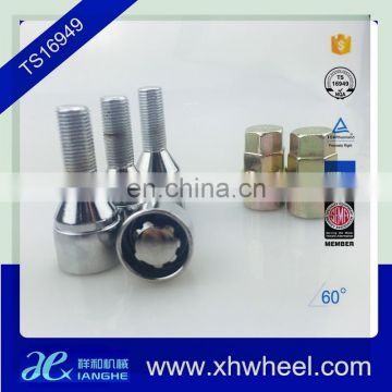alloy wheel bolt / steel wheel nut / wheel locks