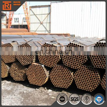 42mm carbon steel pipe, thickness 1.8mm erw steel pipe fencing tube
