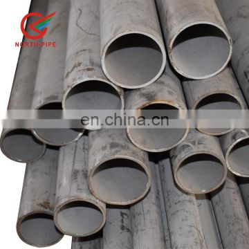 China manufacturer ss316 seamless stainless steel pipe price per kg