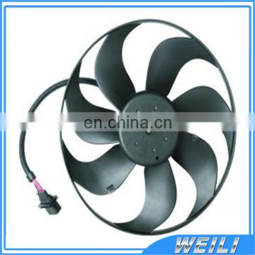Electric Cooling Fan / Condenser Fan / Radiator Fan Assembly 6X0959455F 6X0959455A 1J0959455F 6N0959455F 6N0959455G 6H0959455B