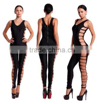 Walson Sexy black dress women overalls trousers
