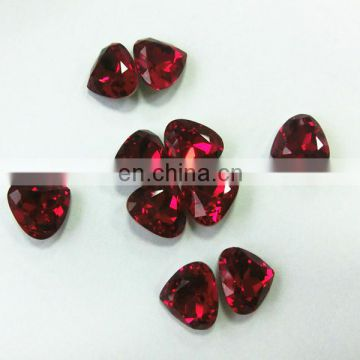 Siam DZ-3015 Heart Shape Fine Crystal Jewelry Stone Design