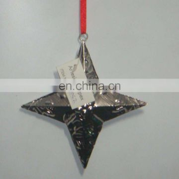 Star Christmas Hanging Ornaments