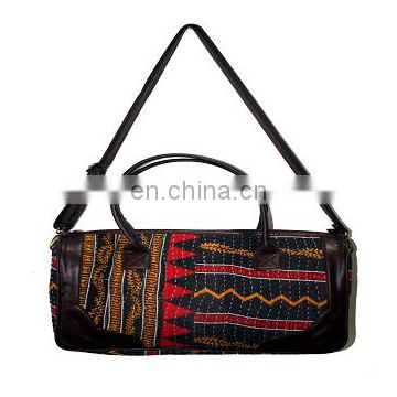 Latest Design Best Price Cotton Vintage Kantha Bag