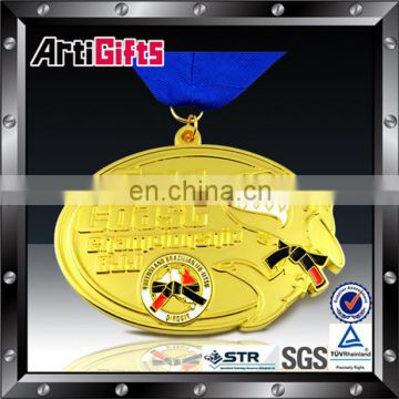 Wholesale metal sports meet medal gift item
