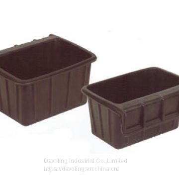 12L Rubber Feeding Tub