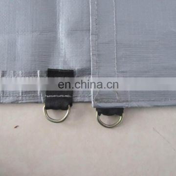tarp tarpaulin pe Strap and D-Ring attach