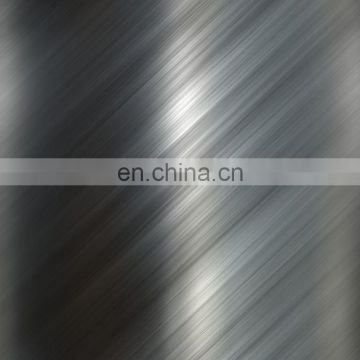 Cheap price 304 316 black color stainless steel sheet for solar panels