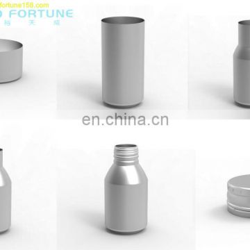 Wholesale Aluminium Jars OEM Metal cans for Drink