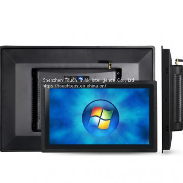 industrial Windows All in One PC J1900 Touch Screen 11.6