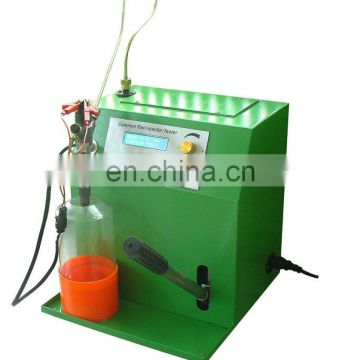 CR700L used diesel common rail fuel injector test bench