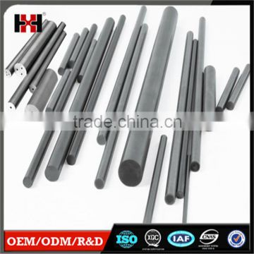 Wholesale customized tungsten carbide scrap rod blank bars for drilling bit raw pure tungsten bucking bar blanks
