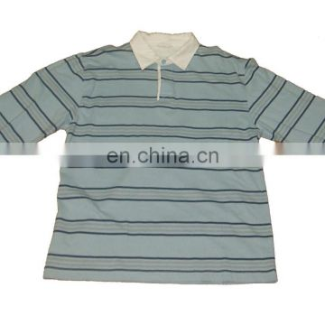 Long Sleeve Polo Shirt(SG06-5T052)-men's polo shirt
