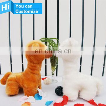 Wholesale Life Size Alpaca Toy Of Plush Toy From China Suppliers