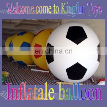 2014 world cup sky inflatable helium football