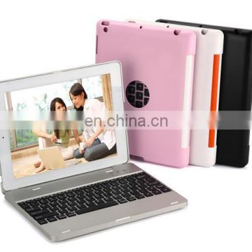 Bluetooth Keyboard Case for iPad 2/3/4, for iPad Bluetooth Keyboard Case