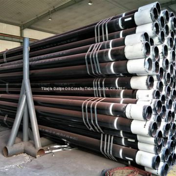 API 5CT P110 Lb/FT Seamless Carbon Steel Material Btc End Casing Pipe