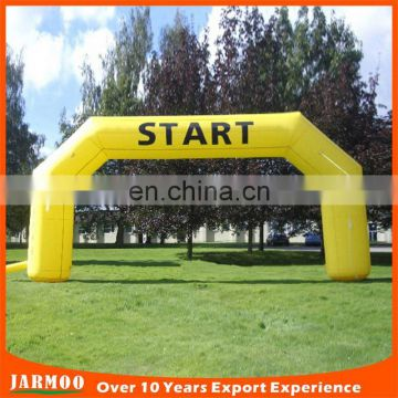 Low price outdoor advertising inflatable arch for market with low price