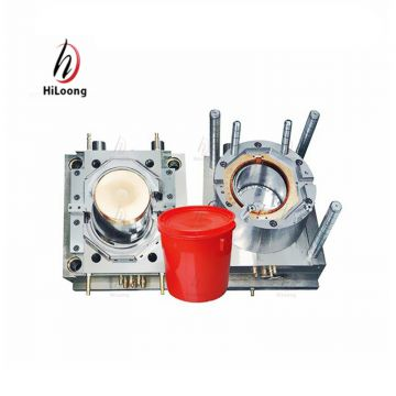 quality mould chinese suppliers plastic injection paint bucket mould