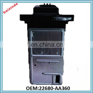 air flow meter MAF MASS Air Flow sensor 22680-aa360 22680aa360 AFH70M59A For subarus