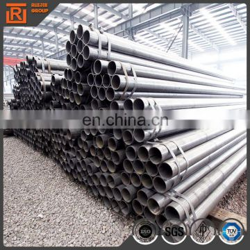 ASTM A53 erw steel pipes 3 inch/black q235 steel pipe price