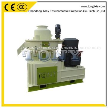 1.5-2.2t/h Capacity Wood Sawdust Biomass Fuel Rice Husk Pellet Machine