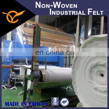 Insulation Polyester Carbon Industrial Non-Woven Industrial Felt