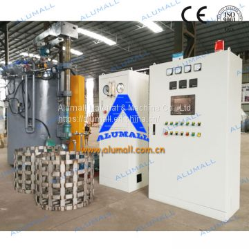 45KW Ammonia Gas Nitriding Process For Aluminium Extrusion Dies