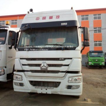 Sinotruk howo tractor for sale ZZ4257N3247A