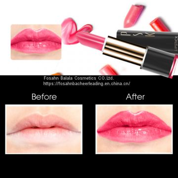 5P3205 Exclusive Natural Tender Peach Color Wholesale Herbal Makeup Lipstick
