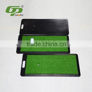 Golf pracitice mat golf hitting mat portable top quality