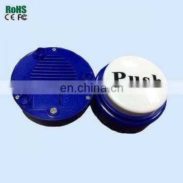 Plastic Buzzer Talking Buttons,Buzzer USB Button With Custom