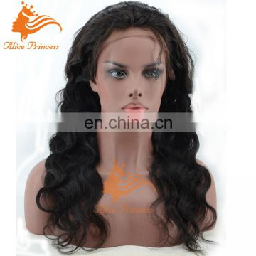 Full Lace Human Hair Wigs For Black Women 7A Loose Curly Wave Lace Front Human Hair Wigs 180% Brazilian Virgin Hair Wig