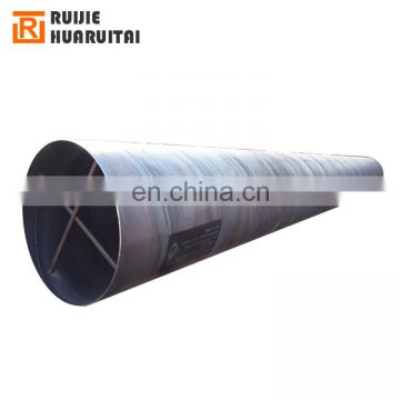 Spiral welded pipe for sea pile SSAW PIPE